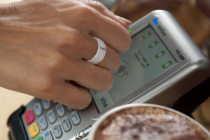 The Payment Ring - Contactless Reader