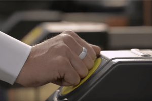 Transport The Payment Ring