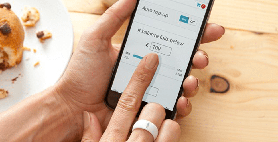 Auto Top-Up - The Payment Ring